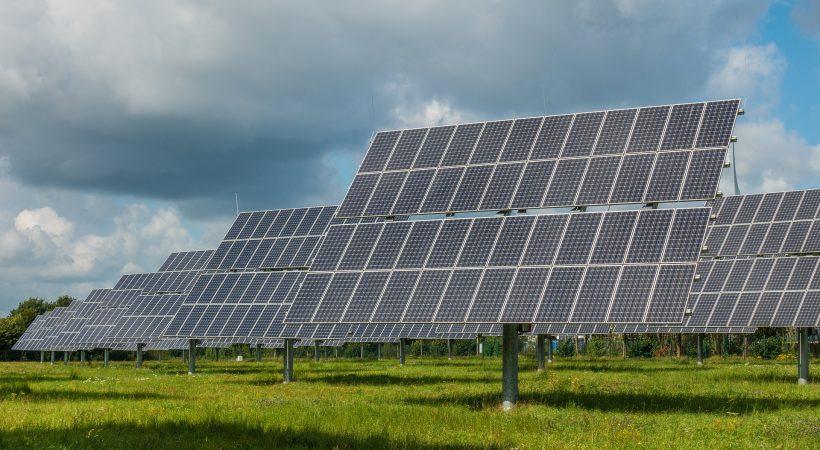 Community Solar Panels, Solar Farm